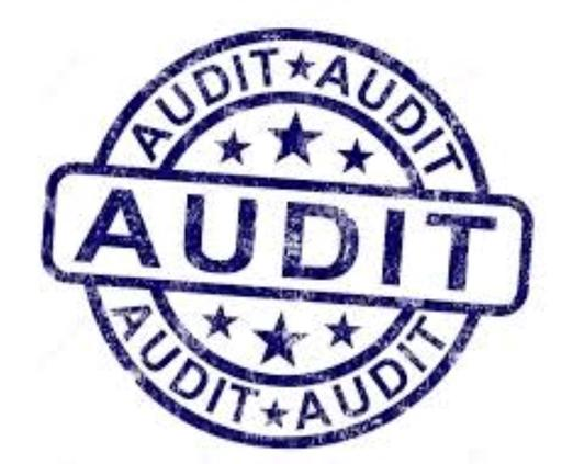 2019-20 Year End Audit Documents